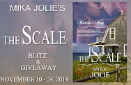 Mika Jolie's THE SCALE Blitz & Giveaway