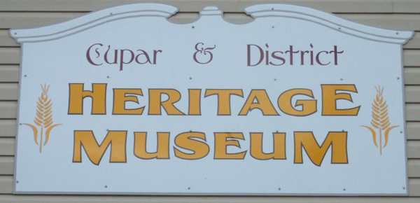Cupar and District Heritage Museum