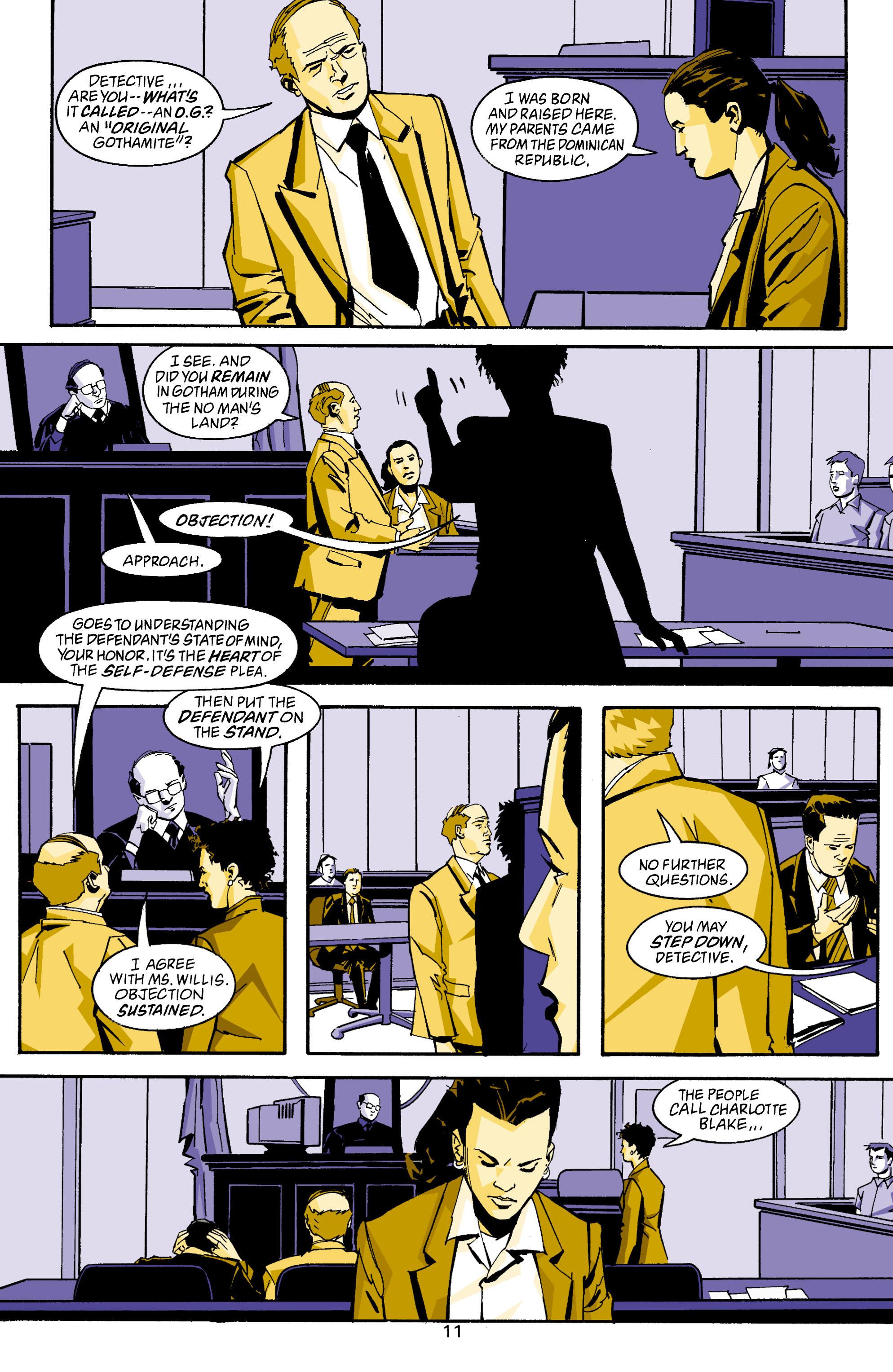 Detective Comics (1937) 747 Page 11