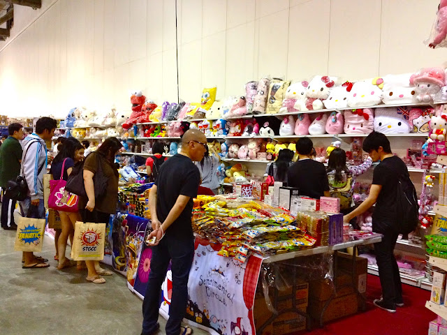 Singapore Toys Games and Comics Convention