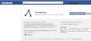 non amici su facebook