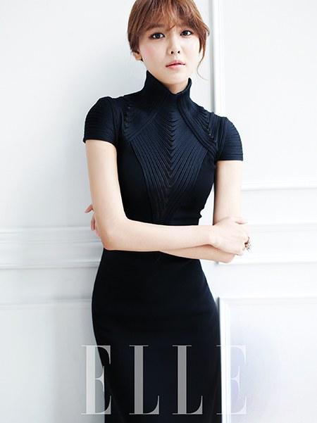 """Sooyoung para la revista """"ELLE"""" Septiembre 2013 Snsd+sooyoung+elle+(2)"""