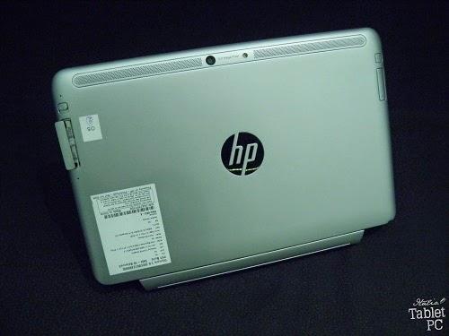Panoramica del retro dell'HP Elite x2 1011 G1