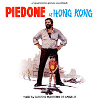 Piedone Hongkongban zene