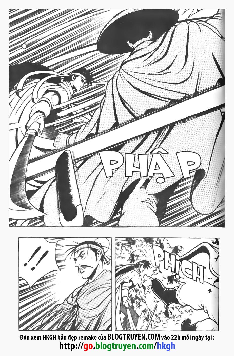 Hiệp Khách Giang Hồ - Hiệp Khách Giang Hồ Chap 081 - Pic 13