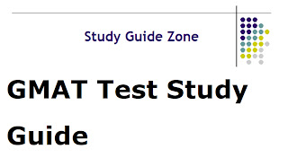 GMAT Test Study Guide Tips