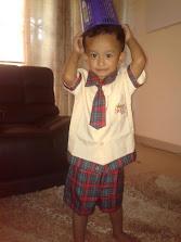 Aiman - 38 months