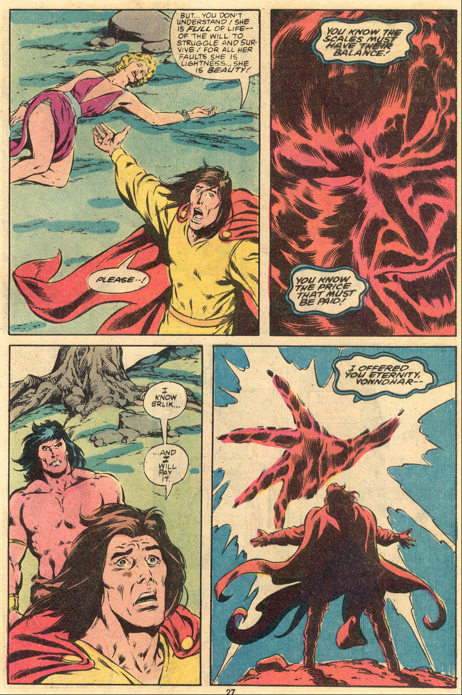 Conan the Barbarian (1970) Issue #120 #132 - English 21