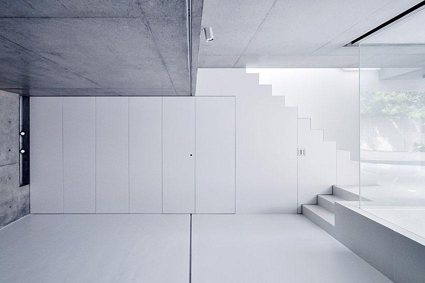 Japanese minimalism modern design by for Japanese minimalism