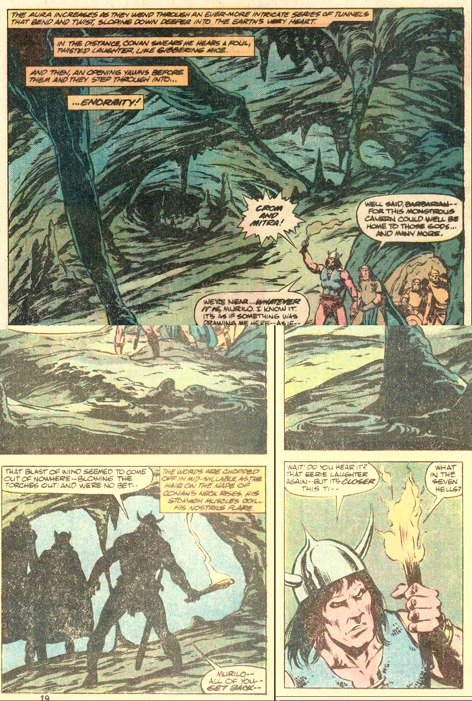 Conan the Barbarian (1970) Issue #123 #135 - English 16
