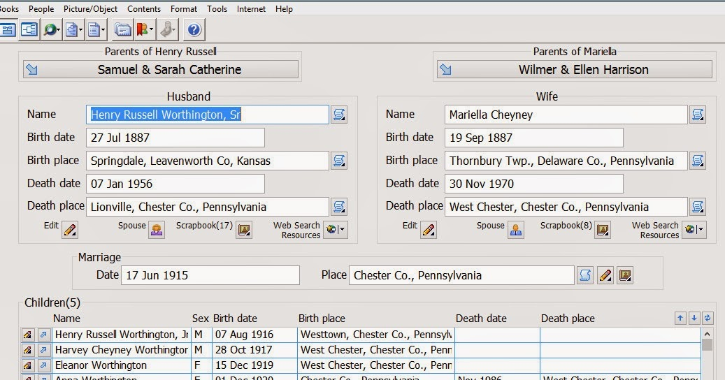 Family tree maker user family view version 16 and ftm2014 for View maker