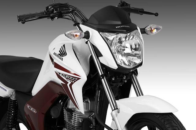 Honda CG 150 Titan 2014 - Branca