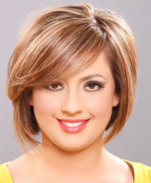Fashion Portal 2012 Hair Styles And Cuts For Round Face