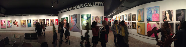 REversion, Super Wonder Gallery, Malinda Prudhomme, Portrait, Portraiture, Figurative, Figure Art, Art, Artist, Toronto, Toronto Art, Toronto Artist, Realism, Beauty, Painting, paint, Drawing, Original Art, Mixed media art