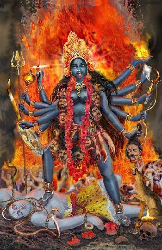 Durga as a Deity