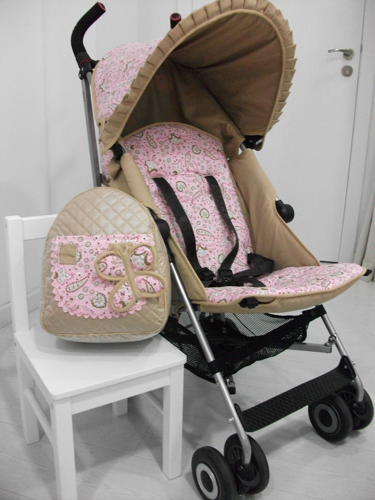 Sacos de silla ideas para dise ar vuestro saco de silla so ado - Sacos para silla maclaren ...