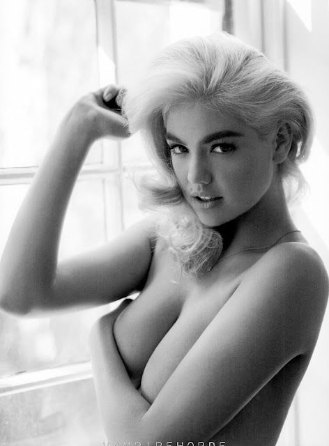 Kate Upton Naked Photoshoot