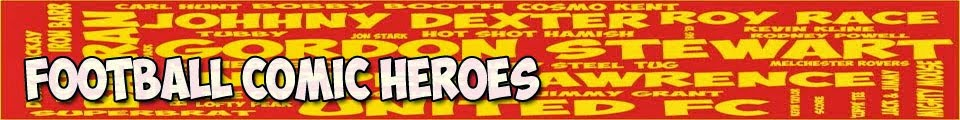 Football Comic Heroes