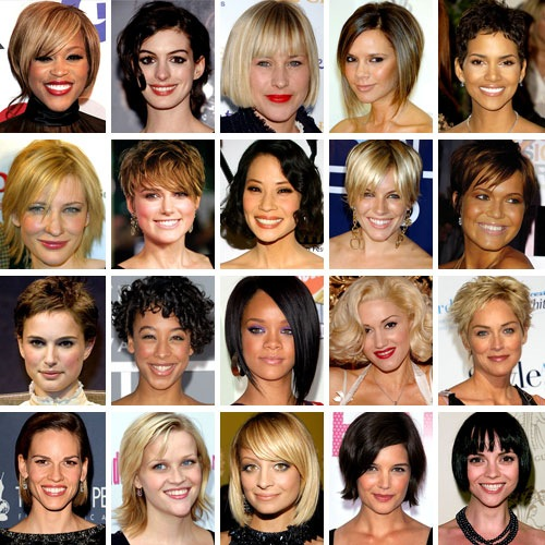 short haircuts 2009 for women. hairstyles for short hair