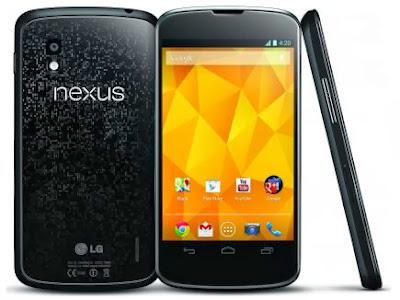 Smartphone Google Nexus 4 - 435x326