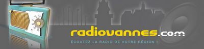 Logo de la radio vannetaise radiovannes.com