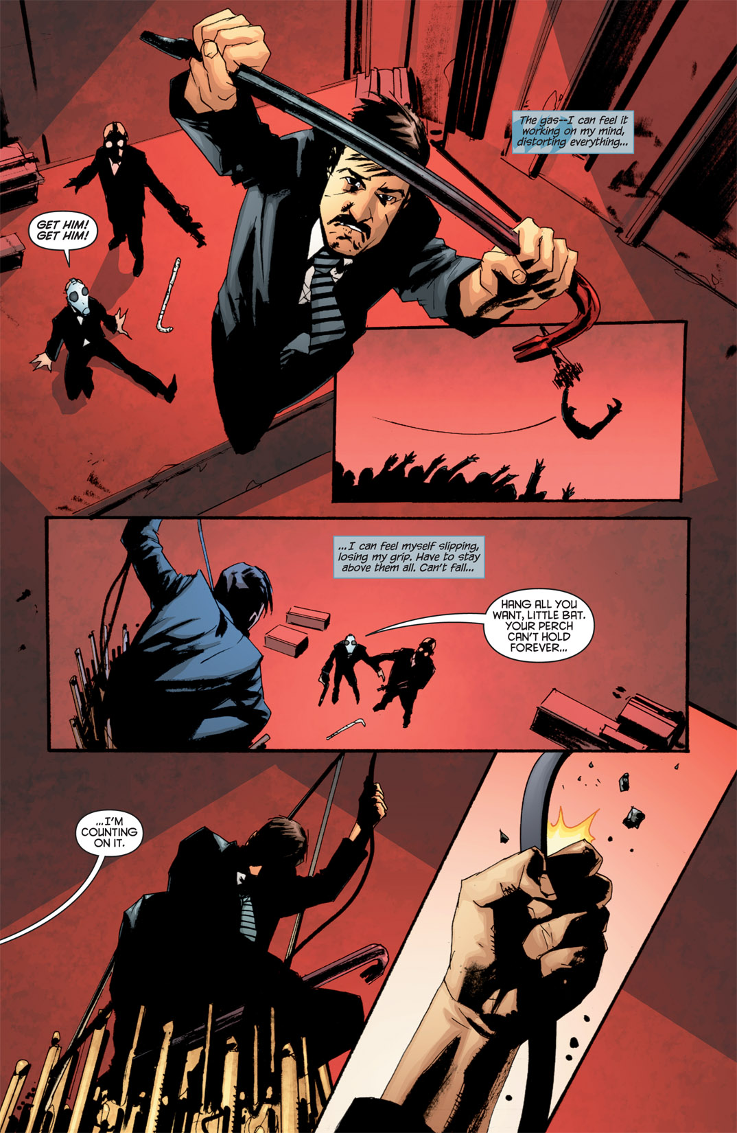 Detective Comics (1937) Issue #873 Page 4