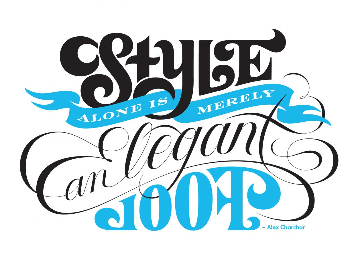 typography by Eerik Marinovich