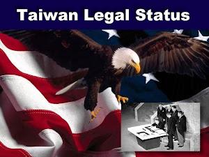Taiwan Legal Status<br> (台灣國際地位)