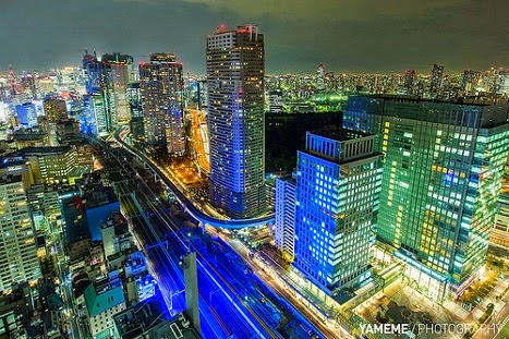 Αεροπορικά Εισιτήρια για Τόκιο από 535€ με Επιστροφή!