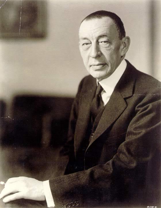 Sergei Vasilyevich Rachmaninoff Sergéj Rachmaninow Das Große Abend- Und Morgenlob Op.37