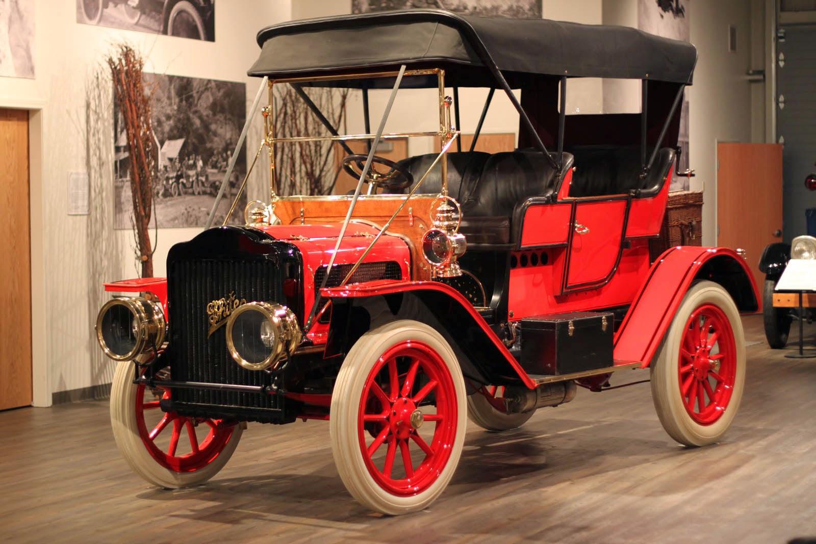 Fountainhead Antique Auto Museum: New Museum Exhibit: Extreme ...