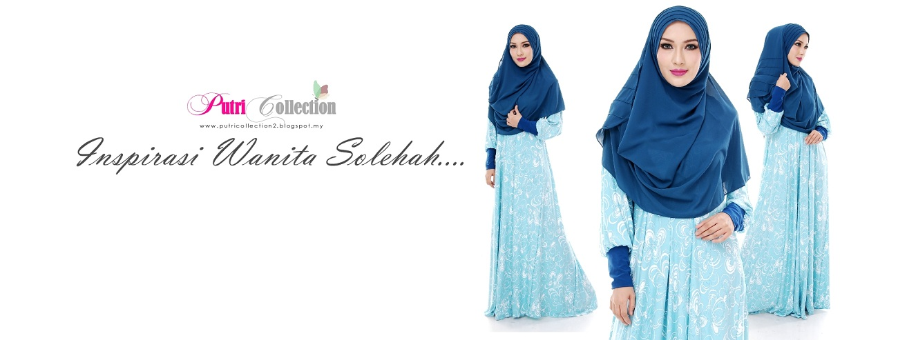 Tudung Online Muslimah PUTRI COLLECTION