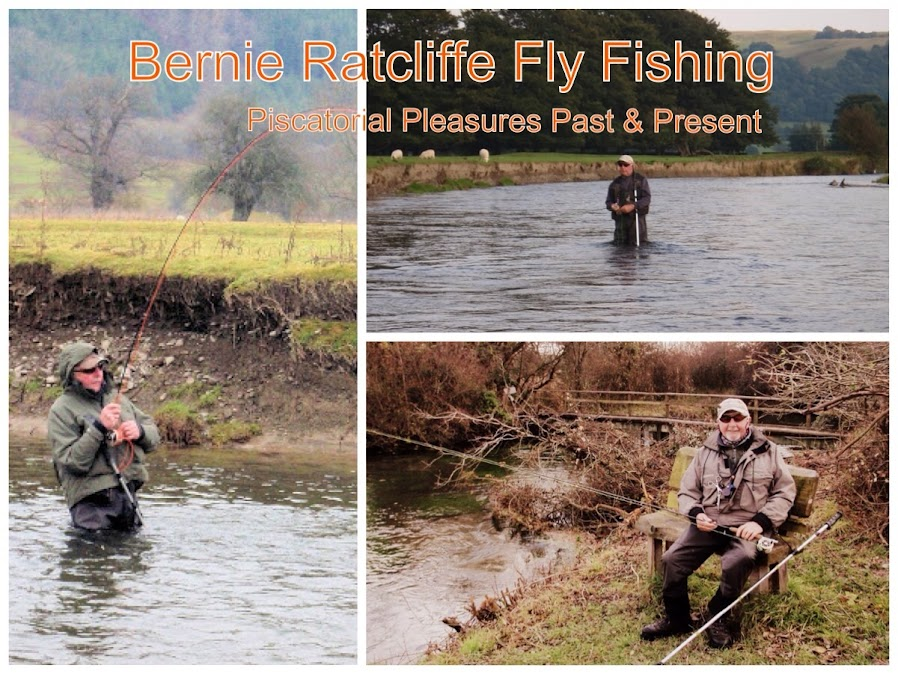 Bernie Ratcliffe Fly Fishing