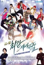 Xem phim Ngôi Sao Ca Nhạc - The Strongest K-pop Survival