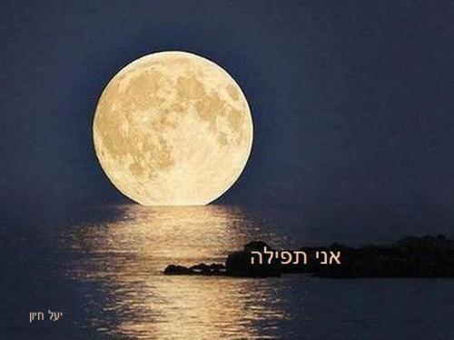 כוח התפילה