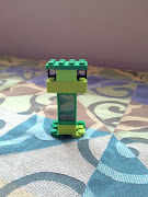MineCraft Lego. Posted by Ela Eames at 9:55 PM