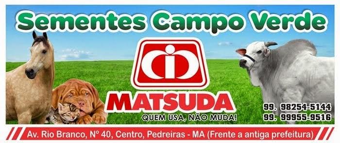 Sementes Campo Verde -Pedreiras-Ma