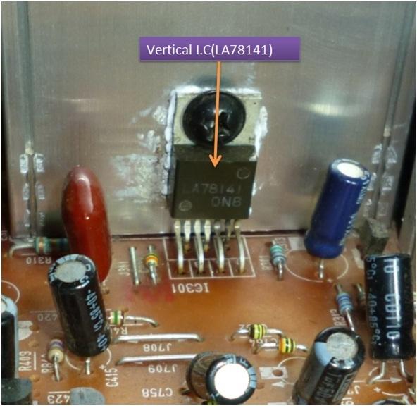 Electronics Repair Made Easy  Lg 21 Inch Television With Shutdown Symptom