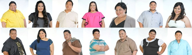 The Biggest Loser Pinoy Edition - Howling Pixel