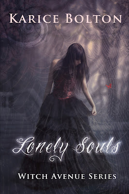 {Cover Reveal} Lonely Souls by Karice Bolton