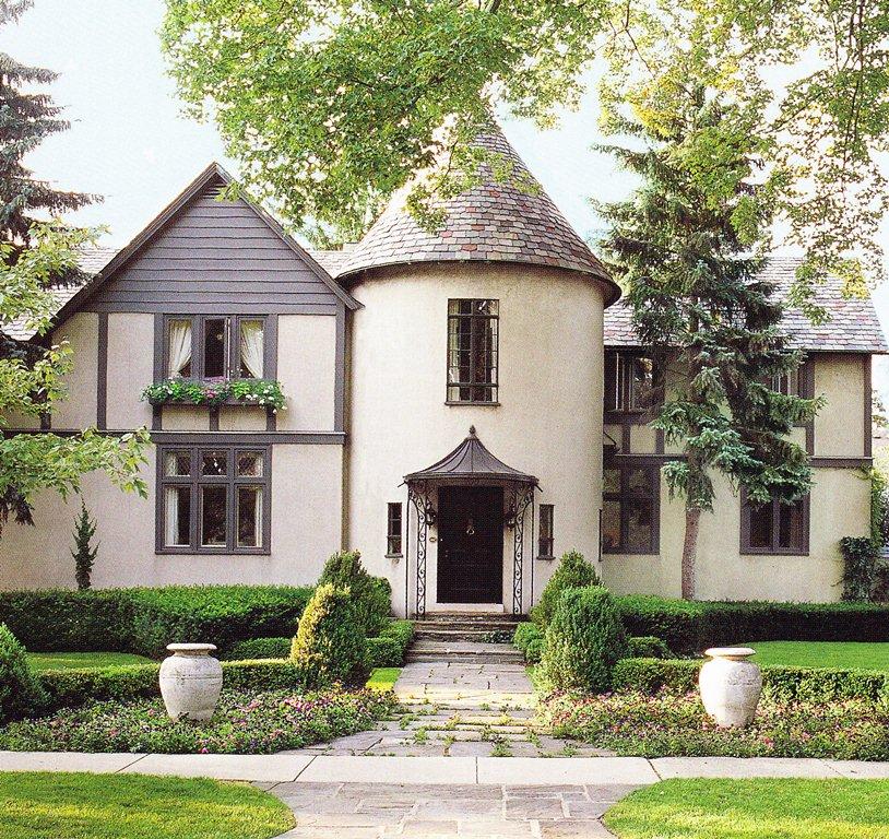 Sweet serenity verdigris vie for Stucco styles