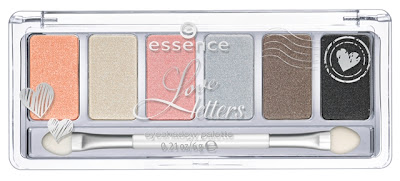 Essence Love Letters Trend Edition Eyeshadow Palette