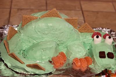 Boy's Knight Cake Ideas
