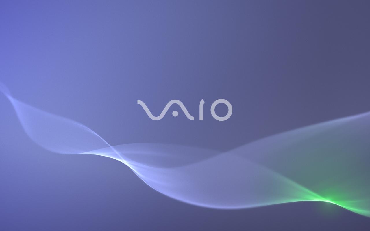 vaio wallpaper 1280x800
