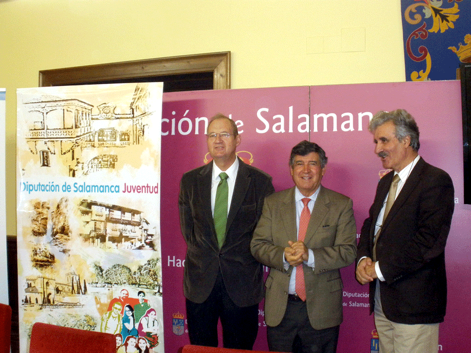 presentaciónn del proyecto en salamanca