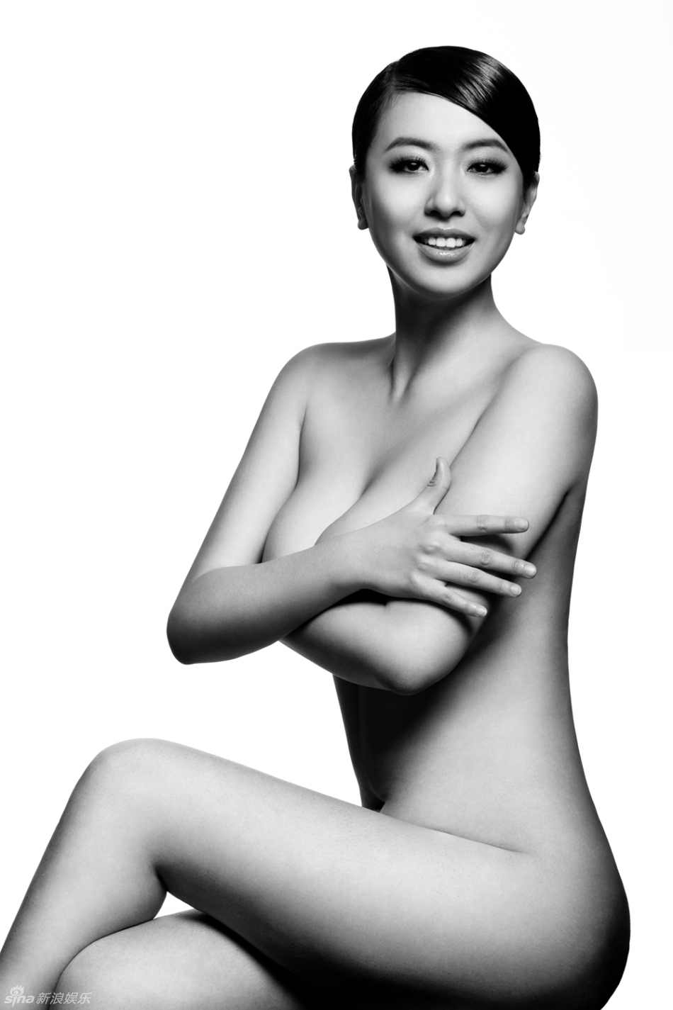 Super Model Zhao Ming