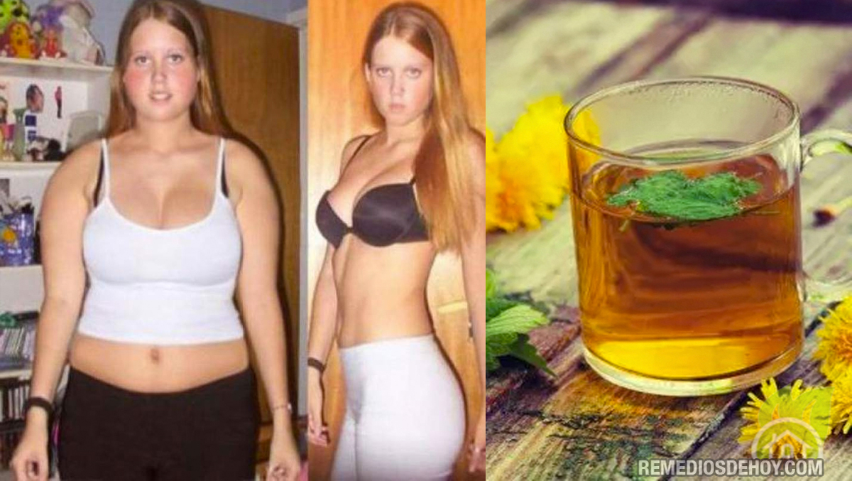 Esta bebida derrite la grasa abdominal en solo 4 dias