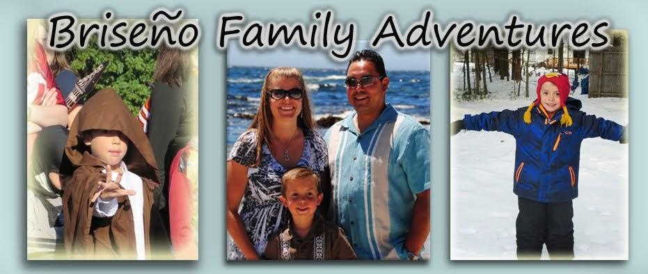 Briseno Family Adventures