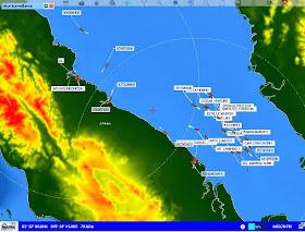 Lanal Batam Tempatkan Integrated Maritime Surveillance System (IMSS) dari Sabang Hingga Batam