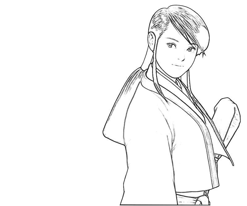 printable-hibiki-takane-character-coloring-pages